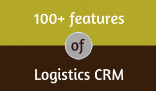 100 Plus Features Of Logistics CRM