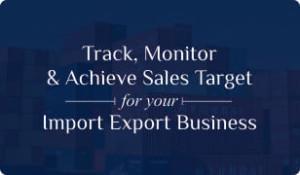 Download booklet on Import Export CRM for Sales Management