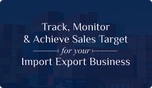 Download booklet on Import Export CRM for Sales Management