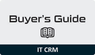 Buyer's Guide for IT CRM