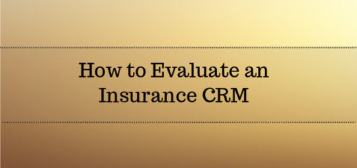 How to Evaluate an Insurance CRM Software 2017