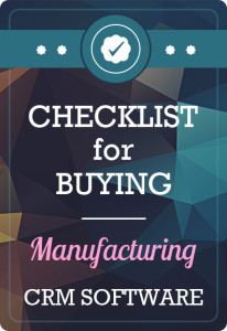 manufacturing-industry-crm-buying-checklist
