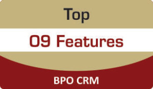 Top Features on BPO CRM software
