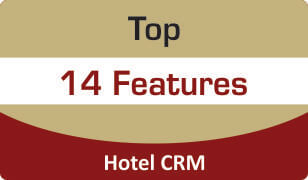 Download booklet Top features of Hotel CRM software