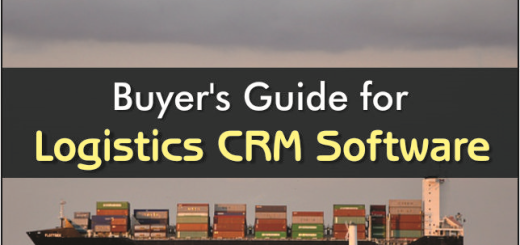Buyers Guide For Logistics CRM
