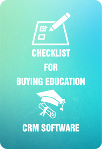 Checklist for Buying Education CRM Software