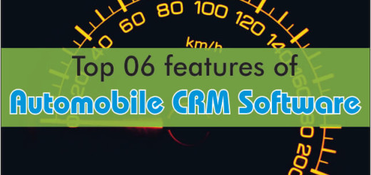 Top 6 Features of Automobile CRM