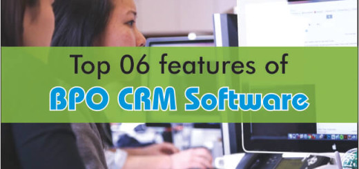 Top 6 features of BPO CRM