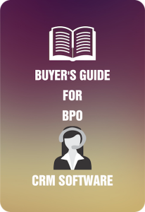 Buyers Guide For BPO CRM