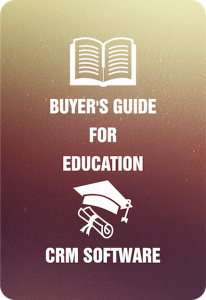Buyers Guide For Education CRM
