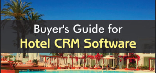 Buyers Guide For Hotel CRM