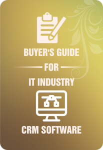 Buyers Guide For Information Technology CRM