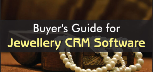Buyers Guide For Jewellery CRM