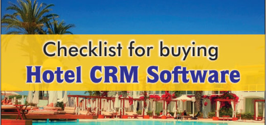 Checklist For Buying Hotel CRM