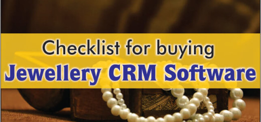 Checklist For Buying Jewellery CRM