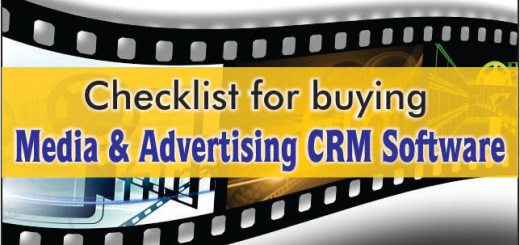 Checklist For Buying Media & Advertising CRM