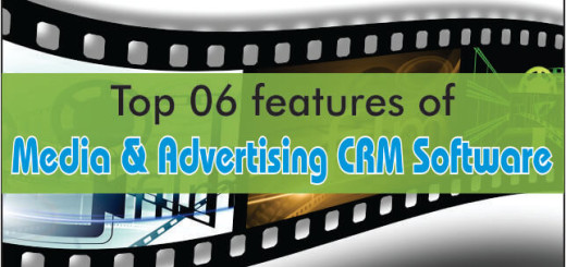 Top 6 Features Of Media & Advertising CRM