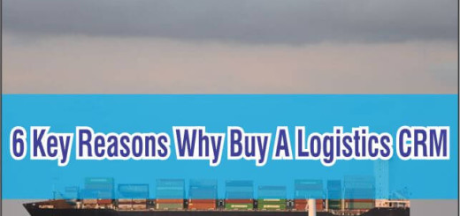 6 reasons for buying a Logistics CRM