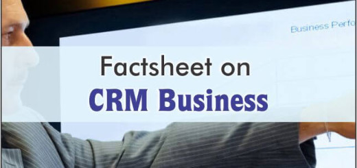 Factsheet on CRM business