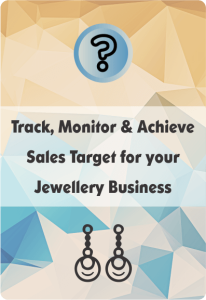 Booklet On Jewellery CRM For Sales Target Managemant