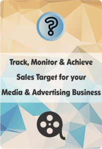 Booklet On Sales Target Management For Media And Advertising Business