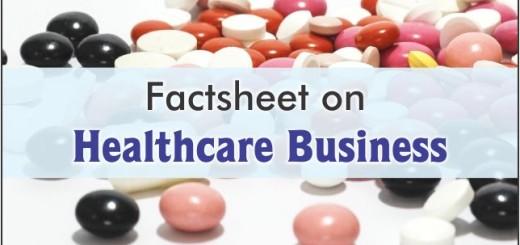 Factsheet On Healthcare Business