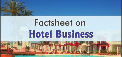 Factsheet On Hotel Business