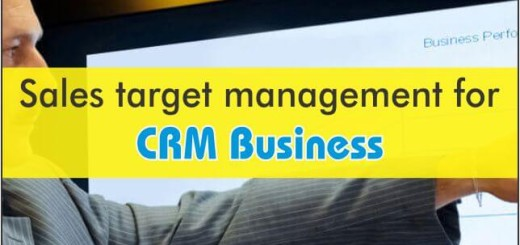 Sales Target Management For Your Business