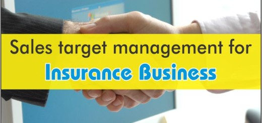 sales-target-management-for-insurance-business