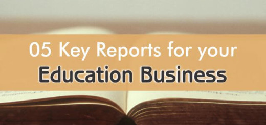 5 key crm reports for education business