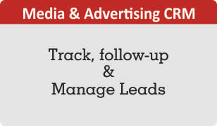 booklet on media advertising crm for lead management