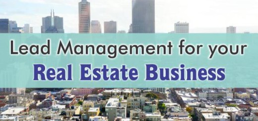 crm for lead management in real estate business