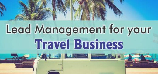 crm for lead management in travel business