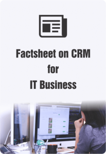 factsheet-on-crm-for-it-business