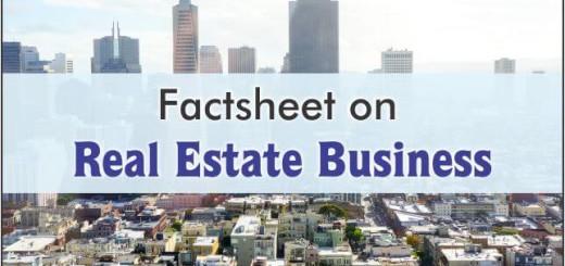 Factsheet on real estate crm