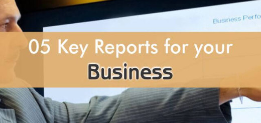 5 key crm reports for business