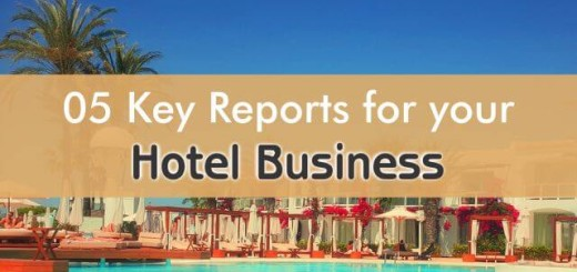 5 key crm reports for hotel business