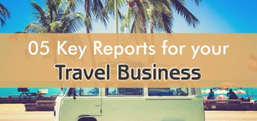 5 key crm reports for travel business