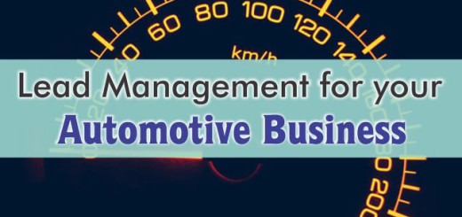 crm for lead management in automotive business