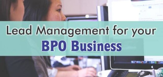 crm for lead management in bpo business