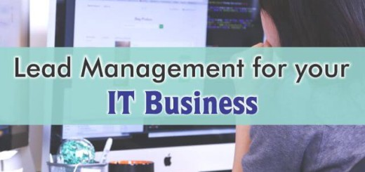 crm for lead management in it business