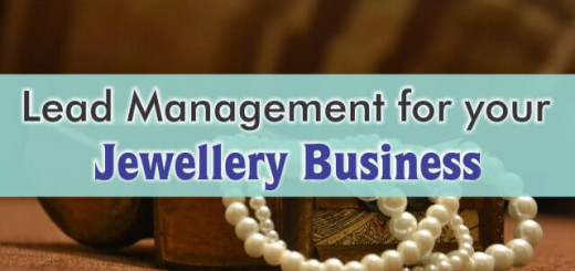 crm for lead management in jewellery business