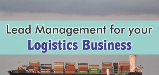 crm for lead management in logistics business