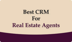 best crm for real estate agents