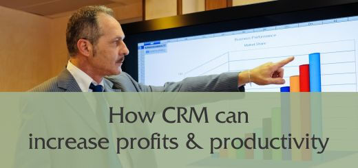 how crm can increase profits and productivity