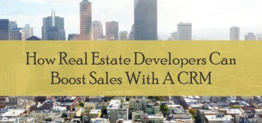 how real estate developers can boost sales with a crm