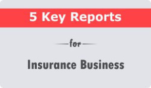 5 Key CRM Reports Insurance Business