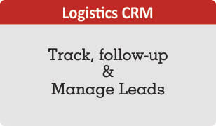 Booklet on Logistics CRM For Lead Management
