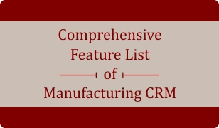 Booklet on 100 Plus Features of Manufacturing CRM