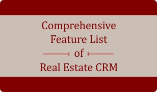 Booklet on 180+ Features of Real Estate CRM
